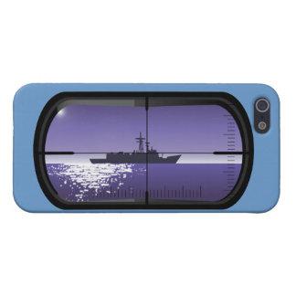 Submarine Patrol iPhone SE/5/5s Cover