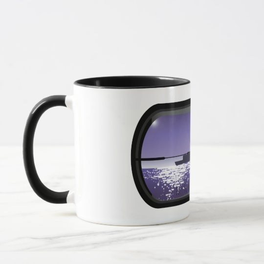 Submarine Patrol Mug
