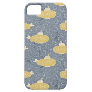 Submarine Pattern iPhone SE/5/5s Case