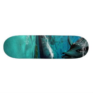 Submarine Skate Board Decks
