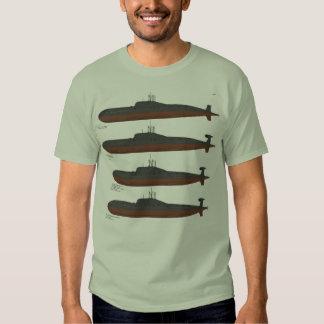 submarine tee shirt