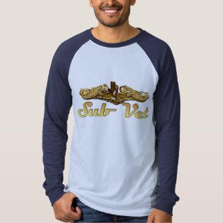 Submarine Veteran T Shirt