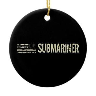 Submariner Ceramic Ornament