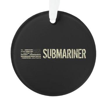Submariner Ornament