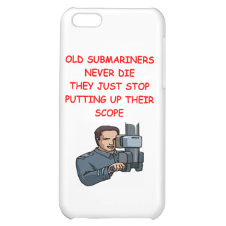 SUBmariners never die Case For iPhone 5C