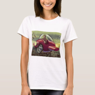 SUBMARINNE MOTOR CYCLE T-Shirt