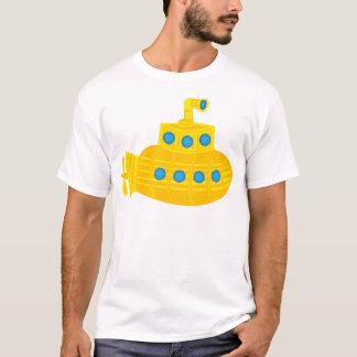 Submarino amarillo playera