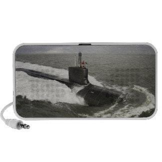 submarino de ataque del Virginia-class iPhone Altavoz