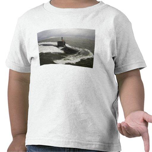 submarino de ataque del Virginia-class Camiseta