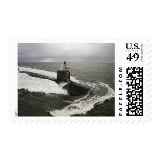 submarino de ataque del Virginia-class Sellos