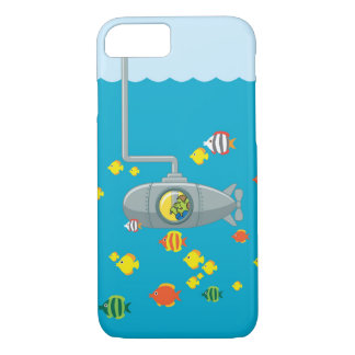 Submarino de la mirada furtiva Tom (iPhone de Funda iPhone 7