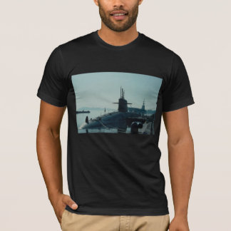 Submarino SSB del misil balístico de USS Ulysses Playera