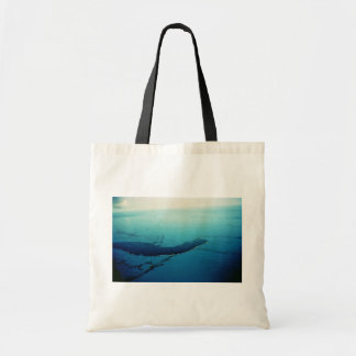 Submerged Oil Budget Tote Bag