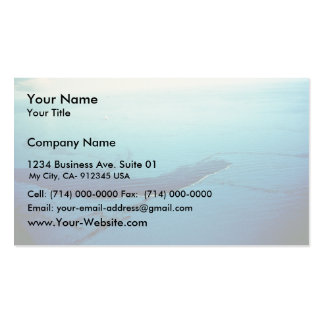 Submerged Oil Business Card