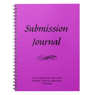 Submission Journal