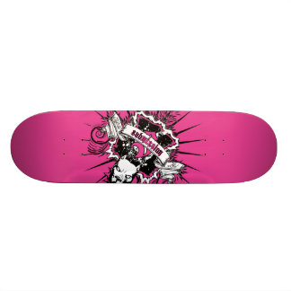 subMISSion Skate Board