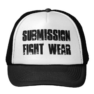SUBMISSION TRUCKER HAT