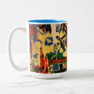 submission. Two-Tone coffee mug