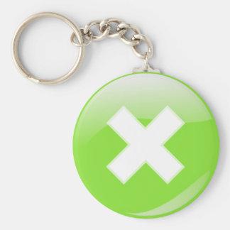 Submit Keychain