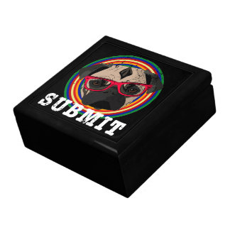 Submit to the Pug Gift Box