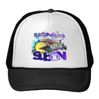 SubOn Cap Trucker Hat