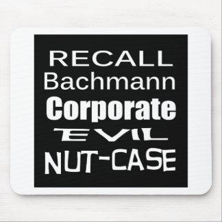 Subordinado malvado corporativo de Micaela Bachman Tapetes De Ratones
