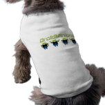 Subordinados de Droid Camisa De Mascota