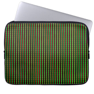 Subpixel Geometry Patterned Case For Laptop Laptop Sleeves