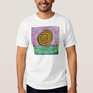 SubQuantum Alphabet AETHER Men's T Shirt