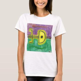 SubQuantum Alphabet: PSION Women's T-Shirt