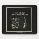 Subscribe to the Second Liberty Loan Vintage WWI Mousepad