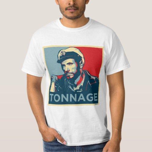 SUBSIM Der Alte TONNAGE t_shirt