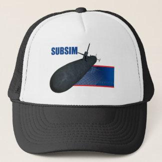 SUBSIM Nuke Trucker Hat