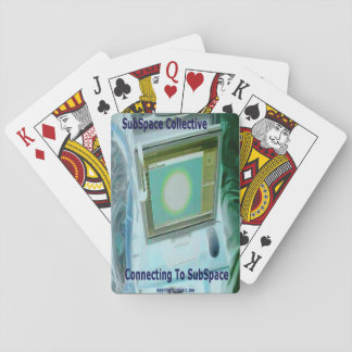 SubSpace Collective Playing Cards