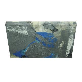 """Substance 9 "" Canvas Print"