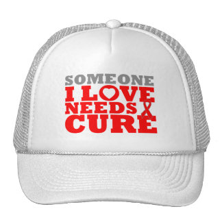 Substance Abuse Someone I Love Needs A Cure Mesh Hat