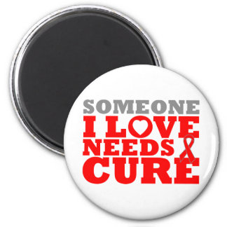 Substance Abuse Someone I Love Needs A Cure Magnets