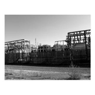 Substation Postcard