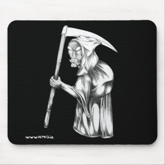 Substitute Death Mouse Pad
