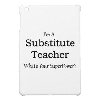 substitute Teacher iPad Mini Cover