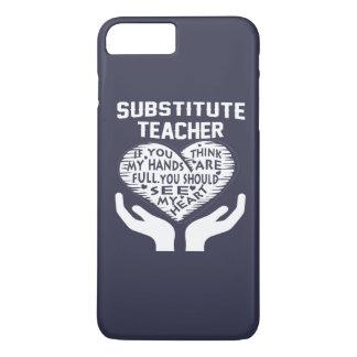 Substitute Teacher iPhone 7 Plus Case