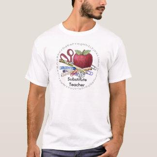Substitute Teacher value t-shirt