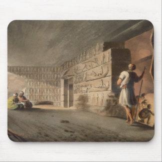 Subterranean Chamber near the Pyramids at Geeza, p Mouse Pad