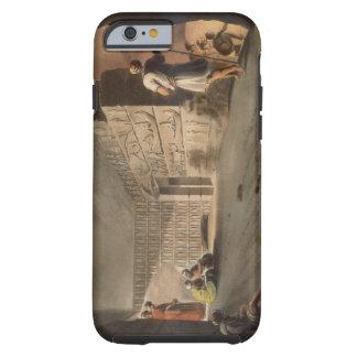 Subterranean Chamber near the Pyramids at Geeza, p Tough iPhone 6 Case