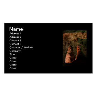 Subterranean Gemini Double-Sided Standard Business Cards (Pack Of 100)