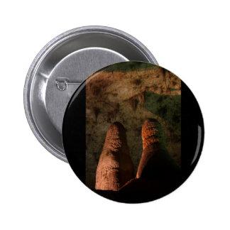 Subterranean Gemini Pin