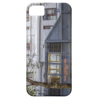 Subterráneo de la calle amplia funda para iPhone SE/5/5s