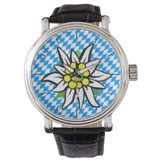 Subtle Bavarian clock Watches