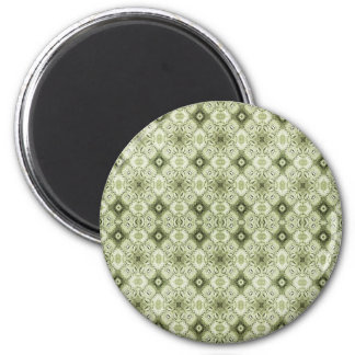 Subtle Decorative Pattern Magnet