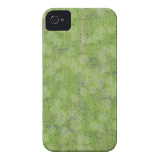 SUBTLE GREEN DESIGN Case-Mate iPhone 4 CASES